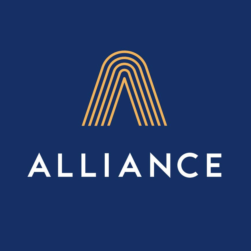 alliance blue logo